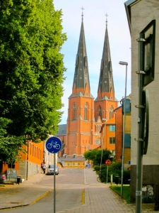 Cathedral in Uppsala