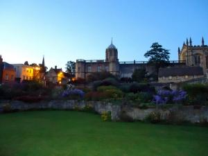 Christ College at Oxford