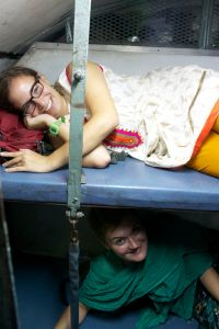 Sleeper Compartment