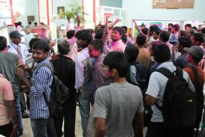 Telangana Celebration