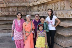 Family at Warangal