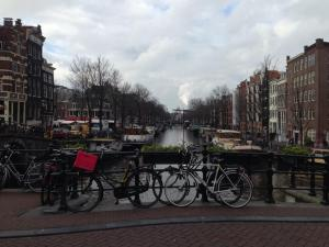 bikes Amsterdam