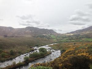 Ring of Kerry scenery.