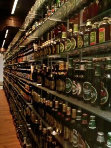 The largest collection of unopened beer bottles in the world