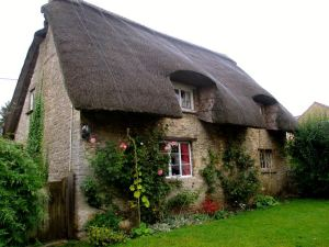 his picture is from my trip to the Cotswolds. This village only has a couple dozen people who live there during the week.