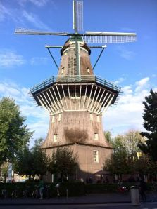 The windmill.