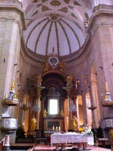 Collegiate Basilica, built in the 16th century