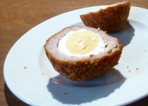 ​My Scotch egg - a dining experience I recommend
