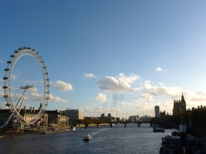 ​The Eye and Big Ben