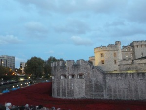 ​Tower of London poppies