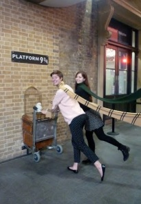 ​Quitting Muggle school. I'm goin' to Hogwarts!