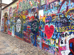 Lennon Wall Before