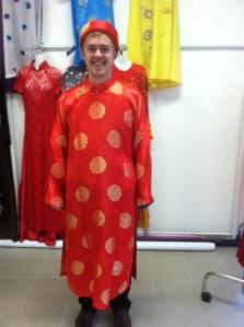 Jack dress up