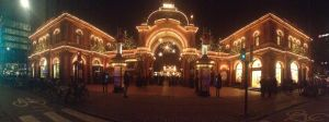 The main entrance to Tivoli Garden