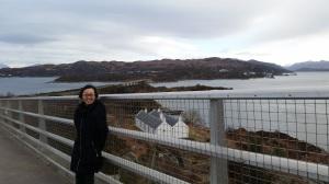 Crossing the Skye Bridge