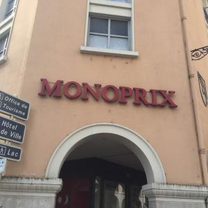 Words do not do justice to my love for Monoprix.