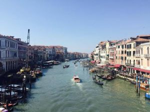 In Venice, it is hard to get anywhere. You need to take a boat to get to the mainland, and you can only get to some places on the island by boat. Still, it was an amazing place to visit