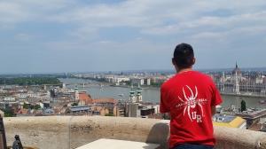 Budapest: Representing UR!