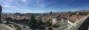 As I get closer to the end, I have been taking more and more photos like this one, Lausanne is a gorgeous city!