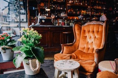 Cafe in Navigli