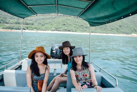 Vacation in Hong Kong