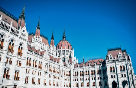 Impressve Parliament Building