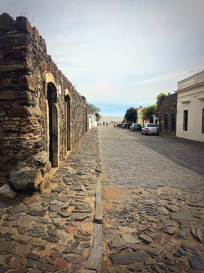 A day trip to Colonia, Uruguay is a must for any extranjero in Buenos Aires. An hour ferry ride to the opposite shore of el Rio de la Plata brings you to the gorgeous Spanish colonial town where alley ways with river views like this are the norm. A nice lunch and an excursion to a typical, quaint, Latin American church is basically all the town has to offer, but it is a great change from the hustle and bustle of the streets of Buenos Aires.