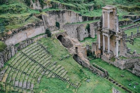 Roman theater