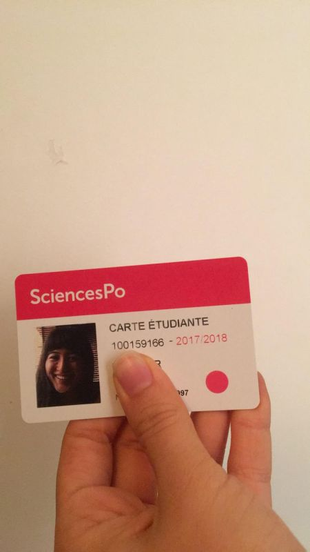 1.1 Student ID Card