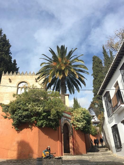 Jess en France: Falling in Love with Spain |